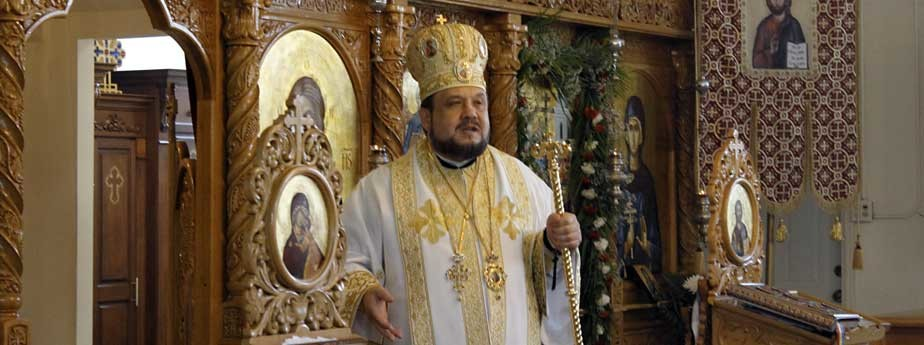Sfânta Liturghie Arhierească