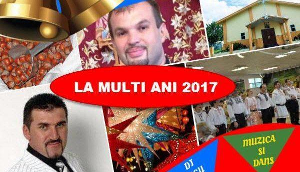 Revelion Românesc 2017!
