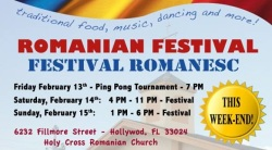Festival Romanesc 2015!