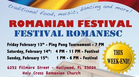 Festival Romanesc 2015